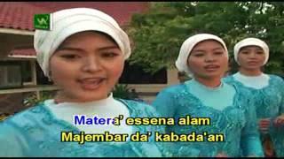 QASIDAH MADURA - ODI' TA' PANGRASA - ANISANDIA