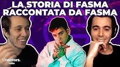 FASMA RACCONTA LA SUA STORIA DI CANTANTE E COME TROVARE LA TUA STRADA(Tiberio Fazioli/GG WFK) CT #53