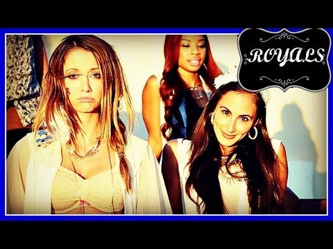 ROYALS - Lorde (Taryn Southern & Julia Price Cover) - Music Video + Lyrics Below | Taryn Southern