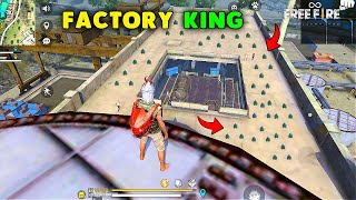 Factory King and Wukong King On Factory Roof Challenge - Garena Free Fire