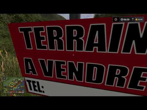 Map Review 15 for farming Simulator 17   'Vieille France'