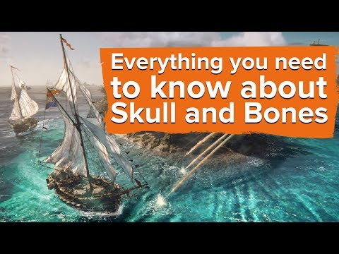 Everything you need to know about Skull and Bones