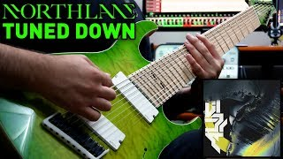 What If Northlane Tuned Down? (8, 9, 10 String Guitar Riff Compilation)