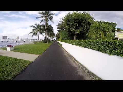 Skating in Palm Beach