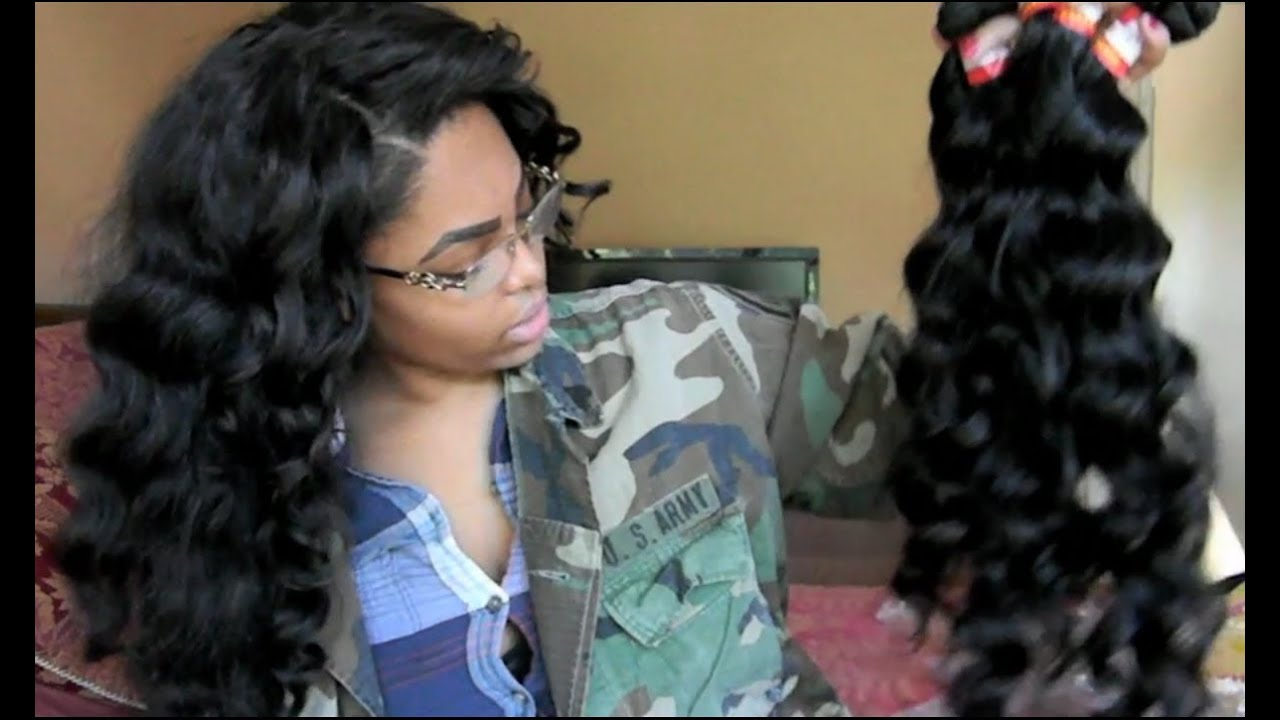 Aliexpress hj virgin peruvian hair initial review youtube pmusecretfo Choice Image