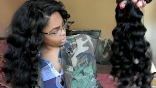 Aliexpress H&J Virgin Peruvian hair (initial review) Thumbnail