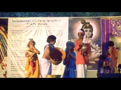 Drama - Krishna the Butter Thief - Janmastami