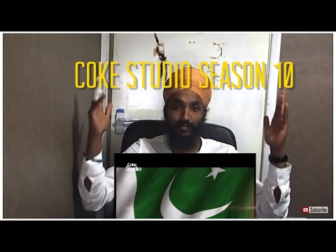 The National Anthem of Pakistan | Coke Studio Season 10 | Pakistani Reaction