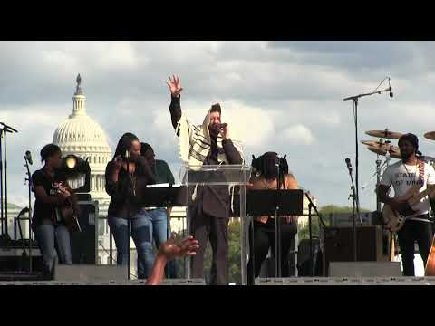 Jonathan Cahn Prophetic Message On The Washington Mall - On The Feast of Tabernacles!
