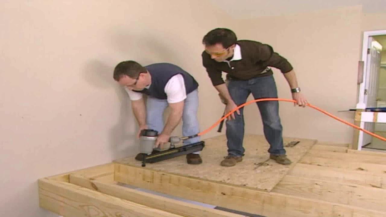 Diy Loft Conversion Flooring - Gif Maker DaddyGif.com (see ...
