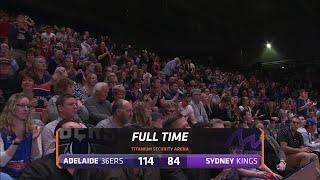 Game Highlights: Adelaide 36ers - Sydney Kings