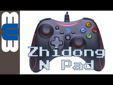 Zhidong N Controller for Android, PC and PS3