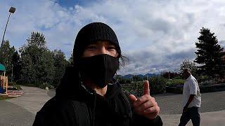 걸어서 가는 청둥오리 호수공원 / 블랙컵커피 [알래스카…