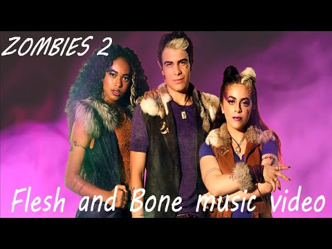 Flesh and Bone I Zombies 2 I Music Video [FANMADE]
