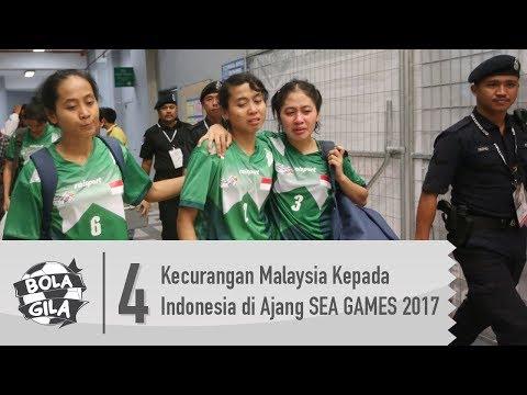 TINGKAH MALAYSIA DI AJANG SEA GAMES  2017, BETUL-BETUL KAMU!!!