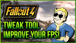Fallout 4 Config And Performance Tweak Tool
