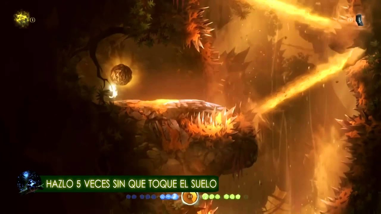 Ori and the will of the Wisps: Guía de Logros y Misiones