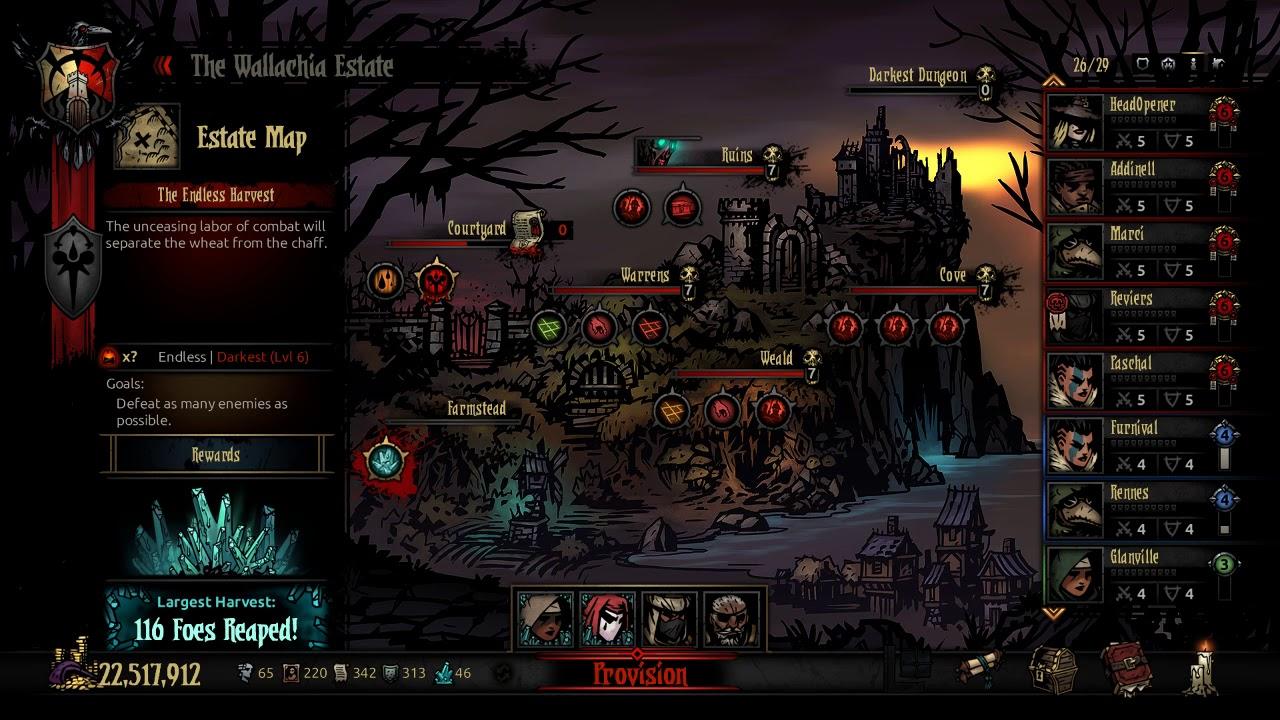 Darkest dungeon best parties