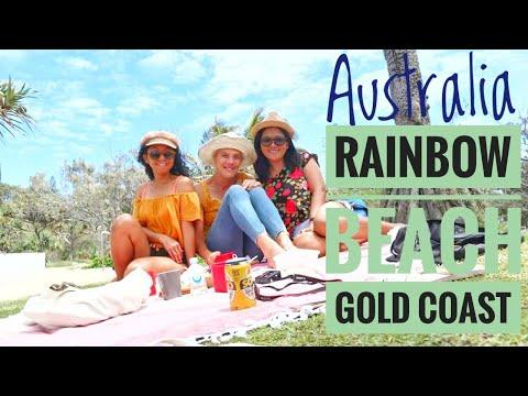 rainbow-bay--gold-coast-australia-#rainbowbeach-#australiabeach-#goalcoastbeach-#australiavlog