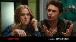 WHY HIM? | Trailer 4 | In Cinemas December 22
