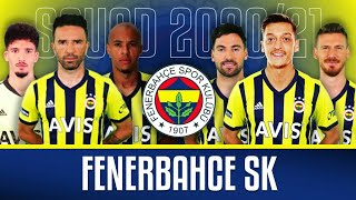 Fenerbahçe squad 2020/2021 with mesut Özilfenerbahçe numbers + transfers player 2021jungsa footballℹ️ information about my content ✅ all videos on this...