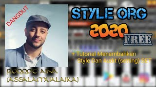 COVER SONG ROQQOT AINA (ASSALAMUALAIKA) ORG 2020 ANDROID + DOWNLOAD FREE