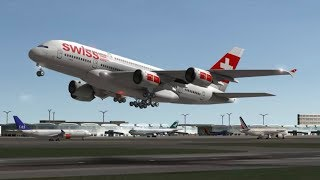Best Flight Sim! Real Flight Simulator Released FOR iOS AND Android