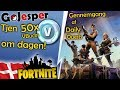 Tjen 50 VBucks om dagen - Daily Quests! (Dansk Save the World)