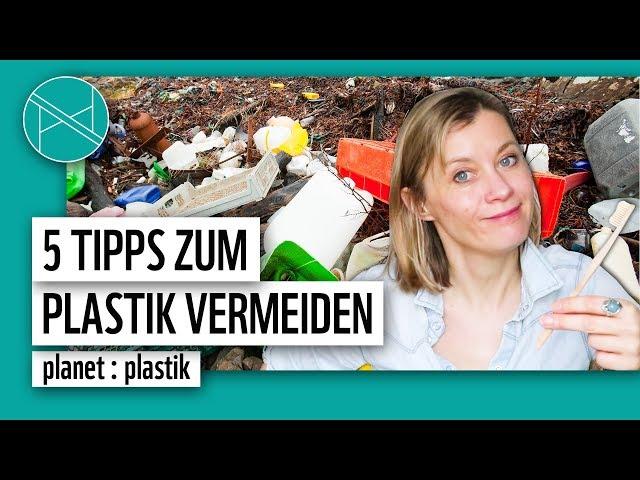 Plastik Detox: 5 Tipps, um Plastik zu vermeiden