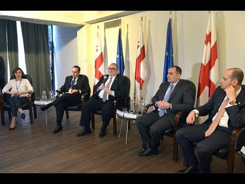 CELA 2017 Tbilisi Reunion: Panel of Ministers