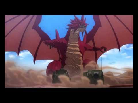 Gate: jieitai kanochi nite kaku tatakaeri Fire Dragon Battle