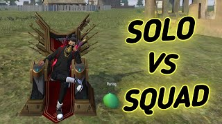 Unstoppable Solo Vs Squad Player With Double AWM || FT. ANKUSH !!!!