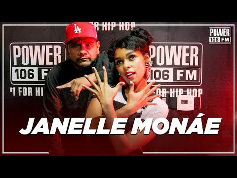 Janelle Monáe Explains Dirty Computer Visuals, What Pansexuality Means to Her, and more!