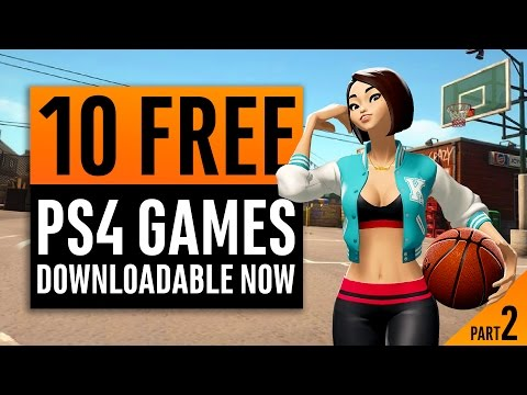 10 Free PlayStation 4 Games You Can Download Right Now! Part 2