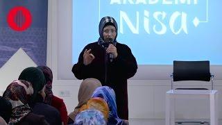 AKADEMİ NİSA-FATMA KOTAN-ÇOCUKLARDA DİN EĞİTİMİNDE YENİ BİR PERSPEKTİF-30.11.2016 2017 Video