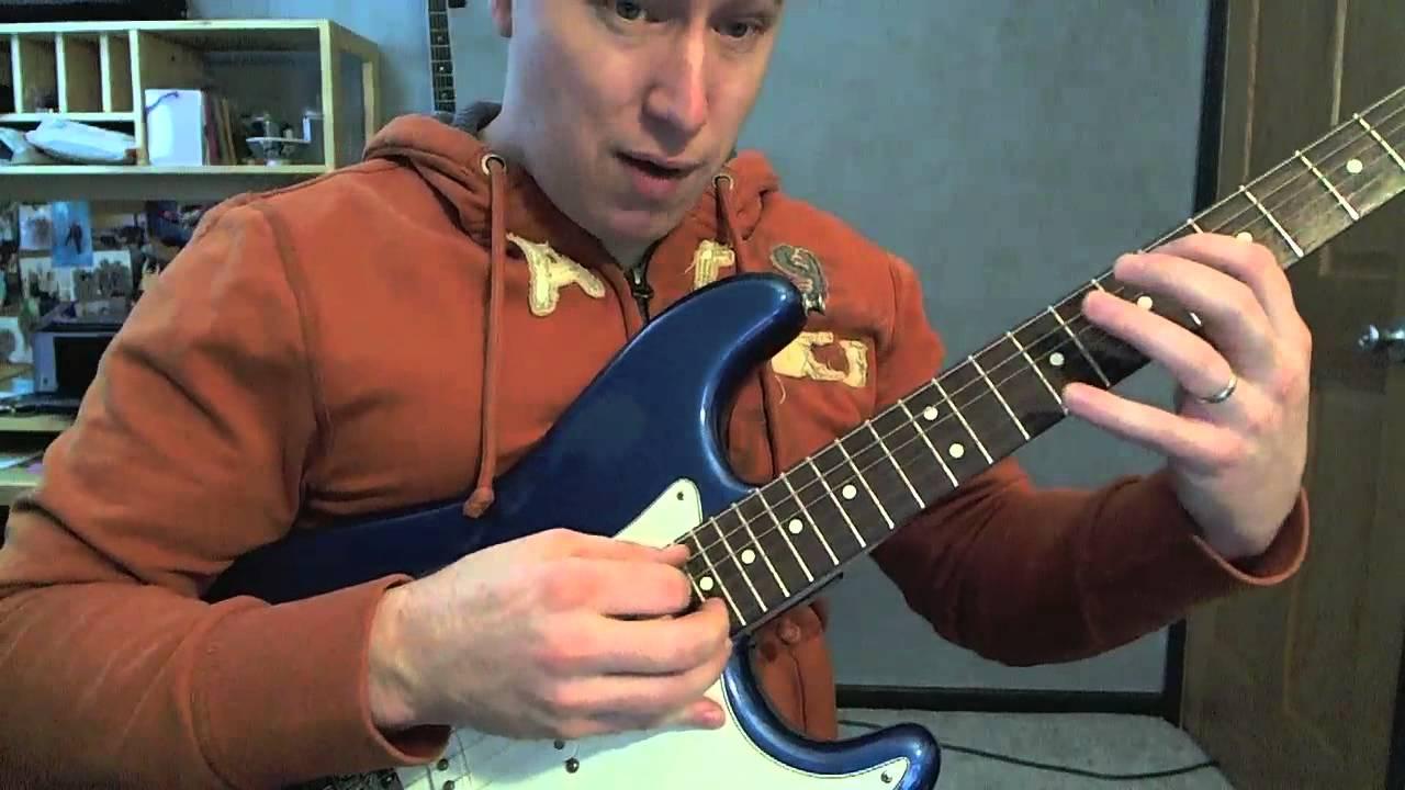 Runaway Baby Guitar Lesson Bruno Mars Todd Downing Youtube