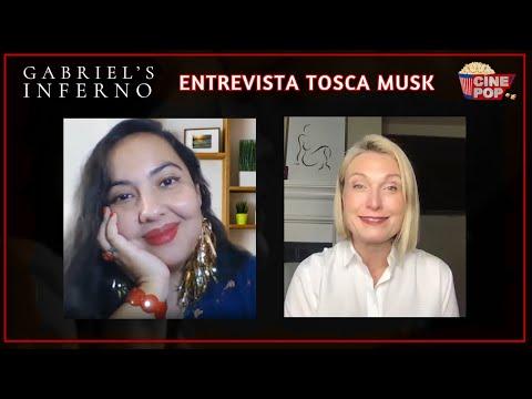 Tosca Musk, CEO da Passionflix, quer fazer filmes de livros brasileiros