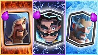 ¿Qué mago es el mejor en Clash Royale?| Bronn