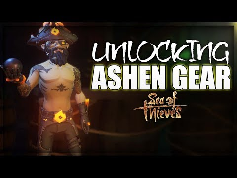 UNLOCKED MASTER DEVILS VOYAGER! GETTING FULL ASHEN GEAR!! SEA OF THIEVES thumbnail