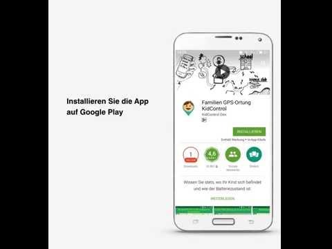 familien gps ortung kidcontrol apps bei google play. Black Bedroom Furniture Sets. Home Design Ideas