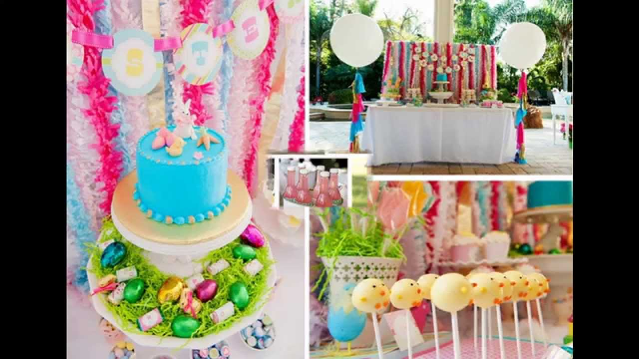 spring party decoration ideas - Spring Party Decorating Ideas