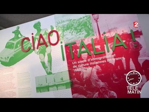 Régions - Un siècle d'immigration et de culture italienne en France