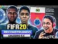 Reconstruindo O Cruzeiro!! Fifa 20 Modo Carreira 😍🦊