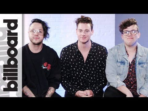 On The Record With Lovely The Band on Debuting 'Broken' on Billboard