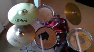 "Xtc ""making Plans For Nigel"" - Drum Cover"