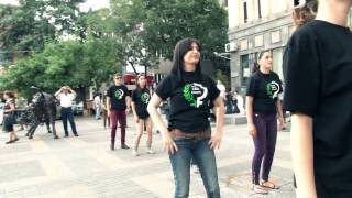 """Give Peace a Chance"" Peace Building Flash Mob"