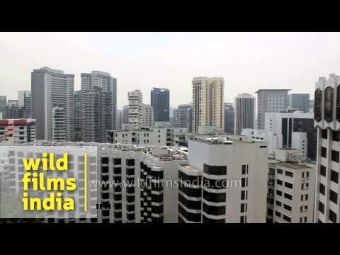 High-rise buildings of Singapore: Grand Hyatt on Scotts Road