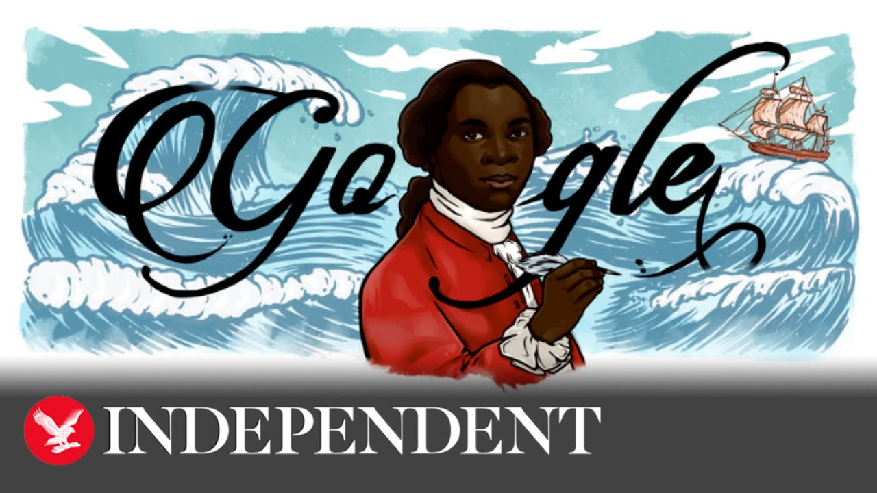 Google Doodle celebrates Ignatius Sancho on the first day of UK's Black History Month