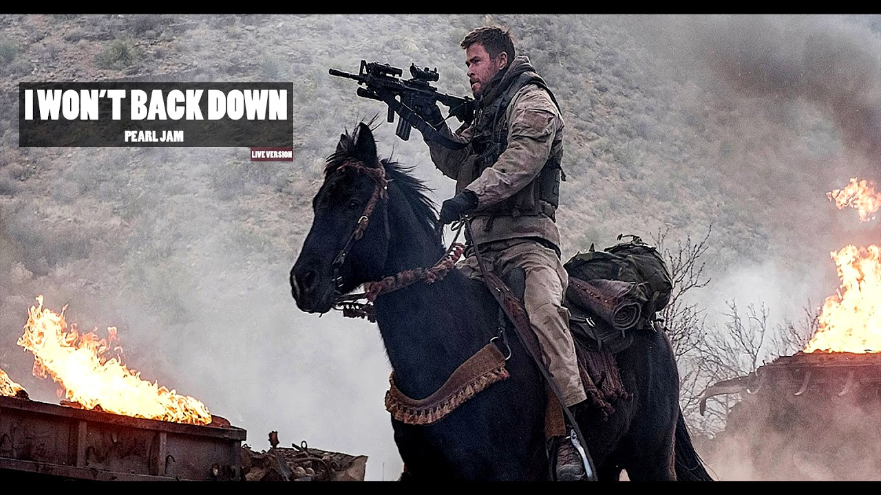 12 Strong Official Trailer Song Live Version Youtube