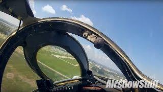 Flying a MiG-17 At EAA AirVenture Oshkosh 2017